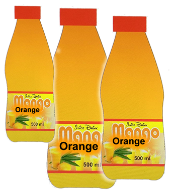 Orange Mango Juice